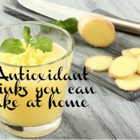 8 Antioxidant drinks you can make at home