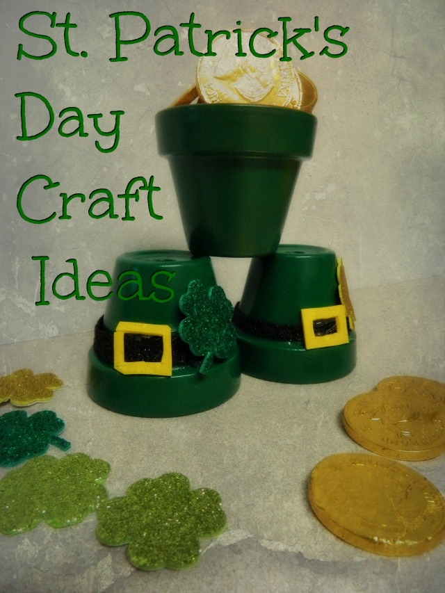 st patricks day craft