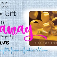 Save money on Luvs and enter to win a $100 AmEx Giftcard Giveaway!