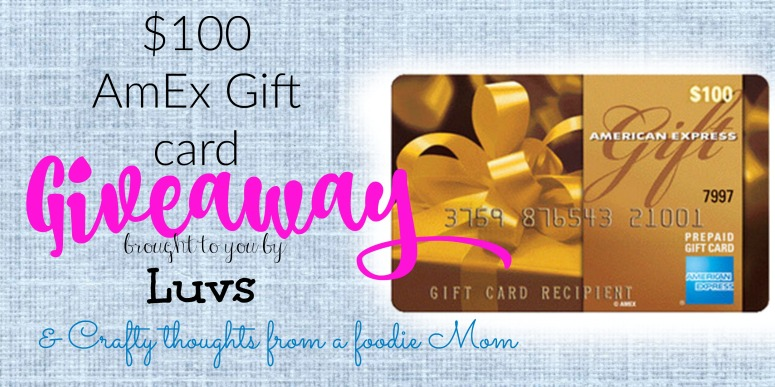 giftcard giveaway