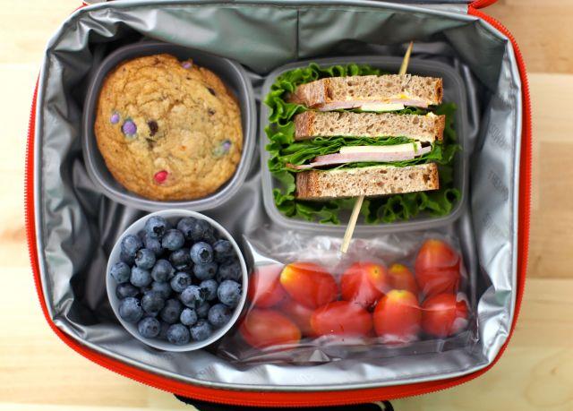 easy lunch box