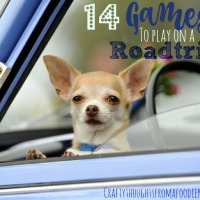 14 Road trip games to play with kids