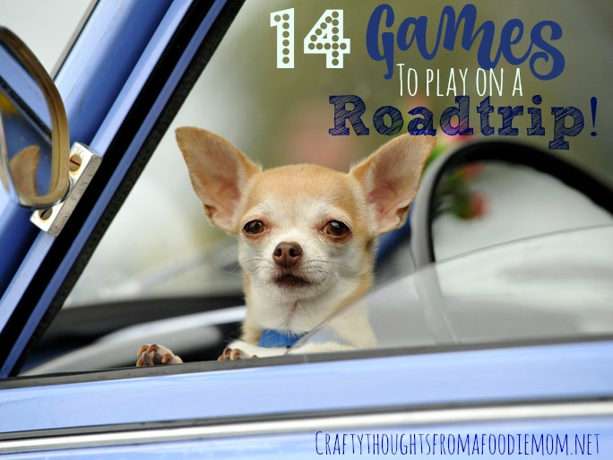 14 Road trip games to play withkids