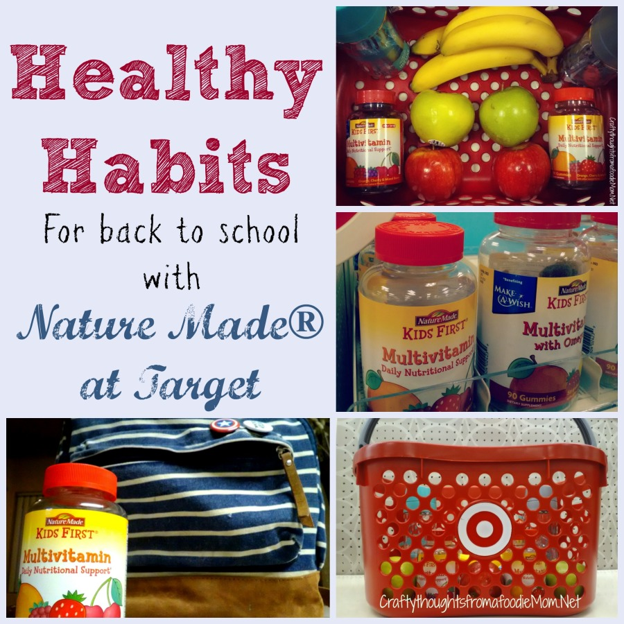 Healthy habits for back toschool