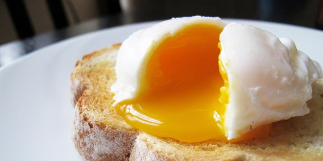 eggs- poached 9