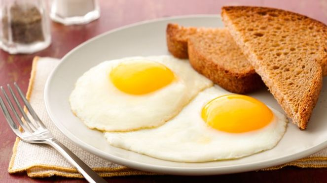 eggs- sunny side up 5