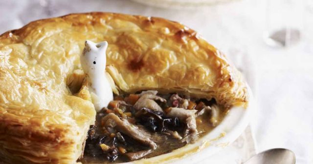 Pigeon-Pie