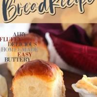 Easy Peasy Fluffy Roll Recipe